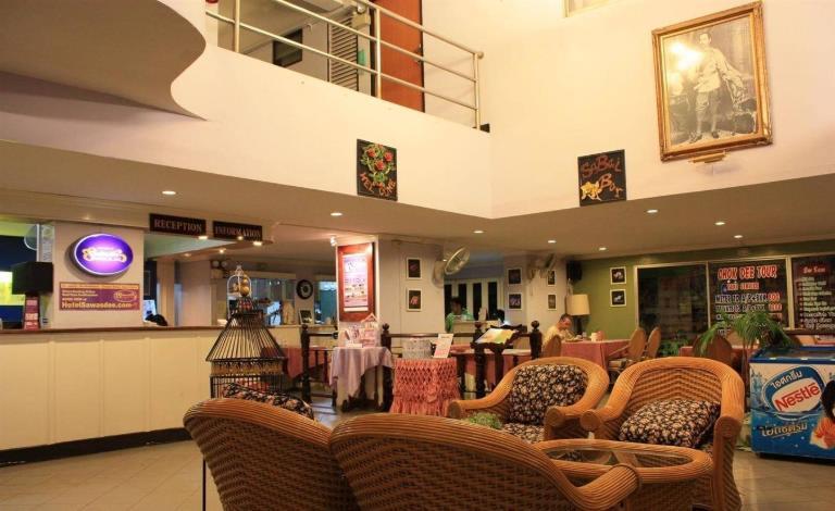 Паттайя, Sawasdee Pattaya Hotel