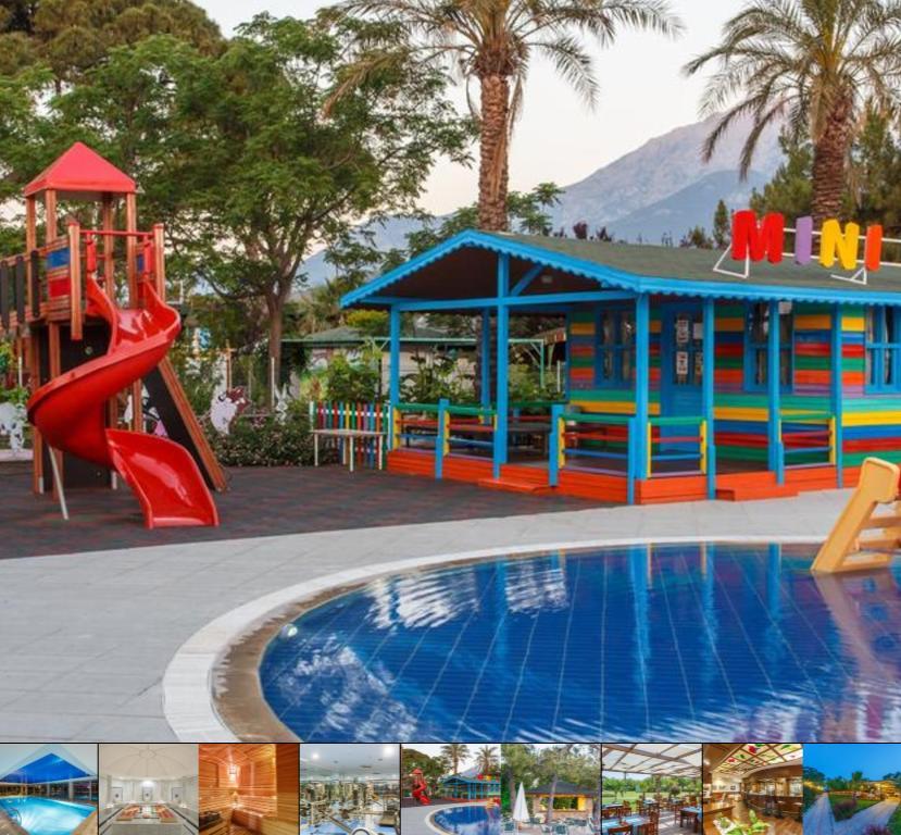 Lucida Beach Hotel 5*