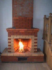 Построить камин в частном доме