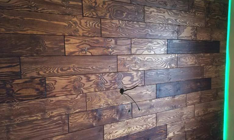 Дерево входит в 5-ку лучших материалов для стен