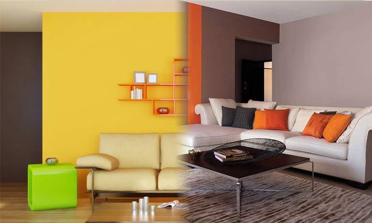 Выбираем цвет для стен в комнате