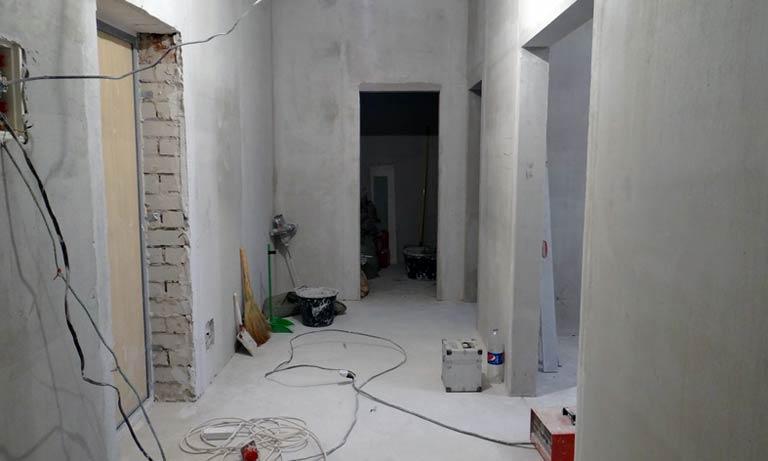 Поэтапный ремонт квартир