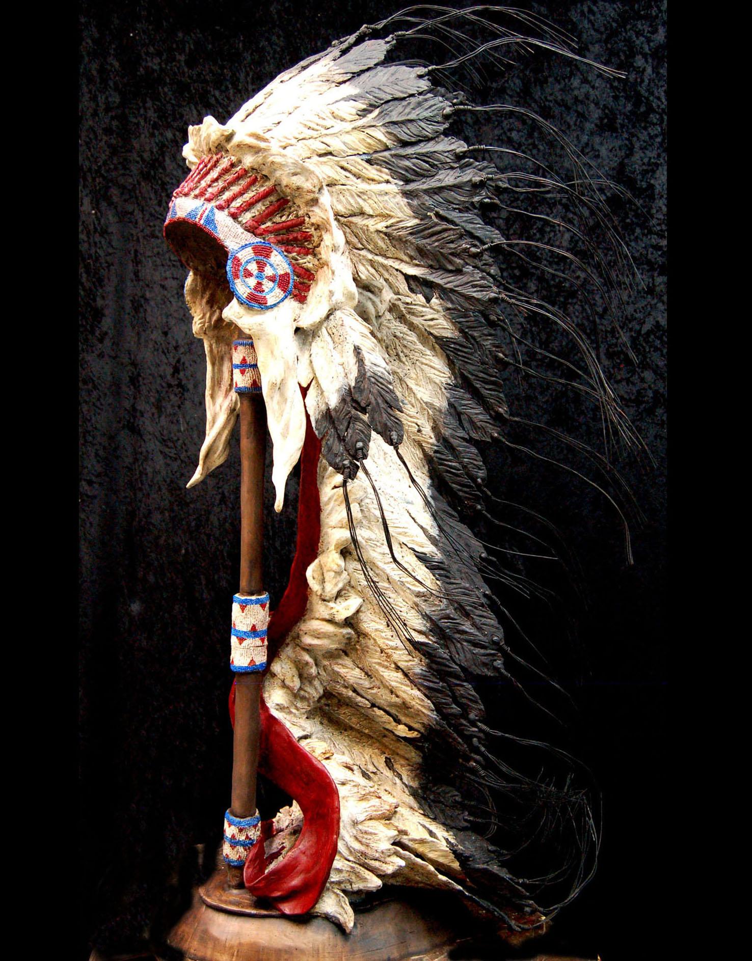 Lakota Headdress