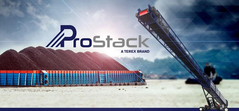 Terex створила новий бренд для стакерів — ProStack
