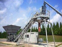 Компанія Liebherr пропонує бюджетний варіант бетонозмішувальної установки
