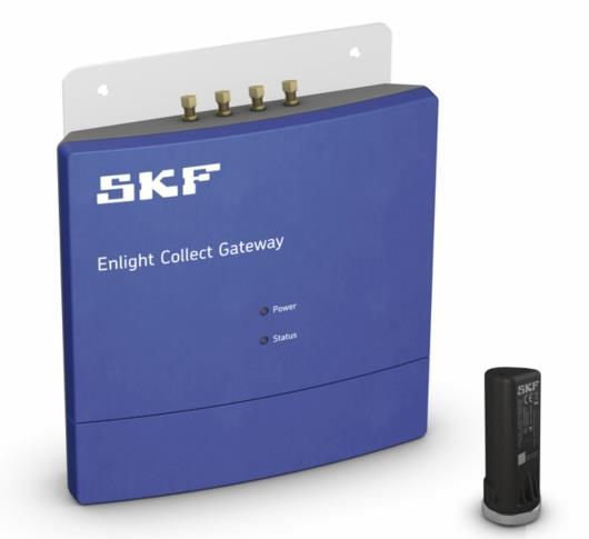 Бездротовий датчик вібрації і температури запобігає простоям обладнання