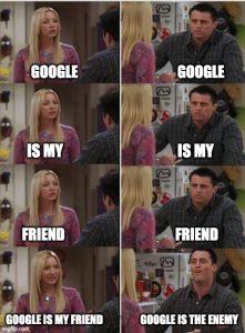 bloggen voor je bedrijf: google is your friend