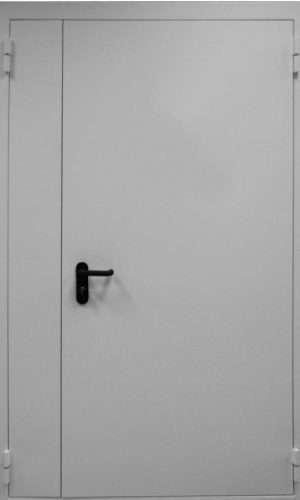 дверь двухстворчатая 4