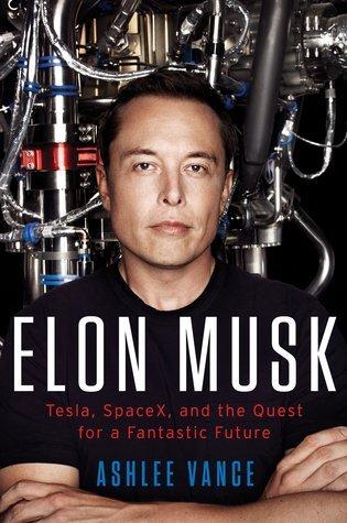 Elon Musk book cover