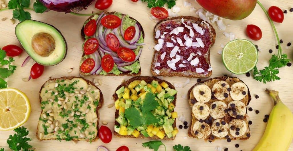 Vegan Breakfast Toast Ideas