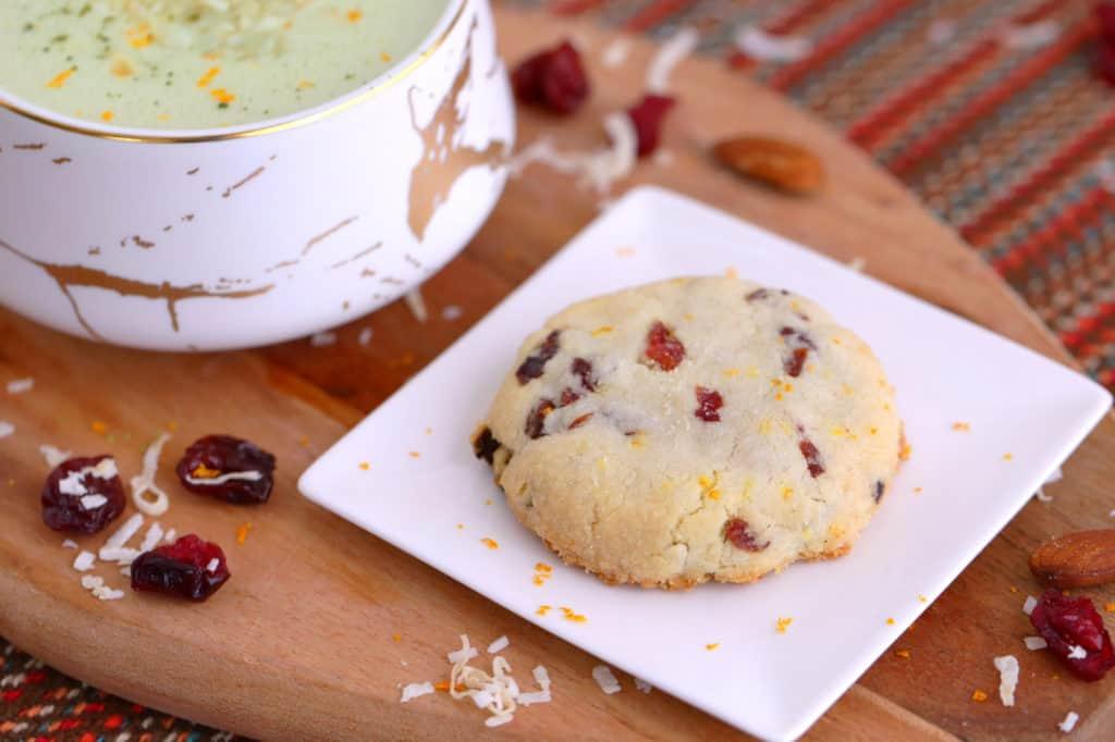 Single Serve Almond Flour Cookie