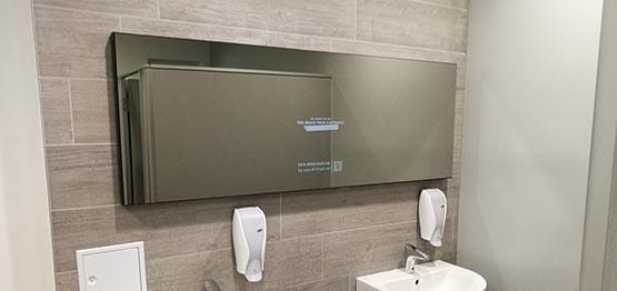 mirrads smart mirror werbung