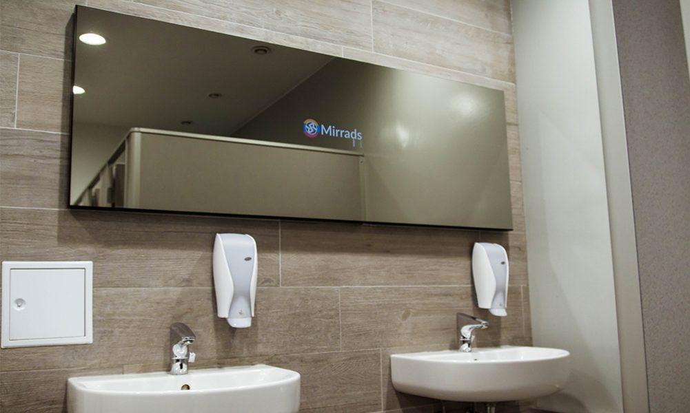 unternehmenskommunikation smart mirror