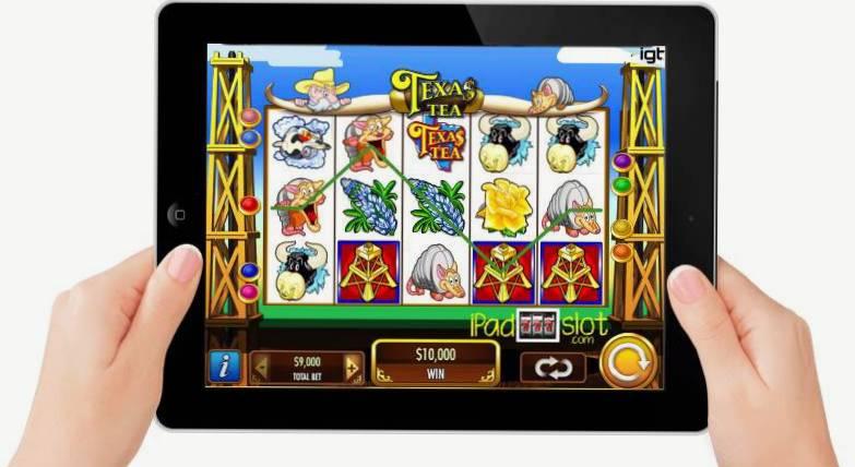 iPad casino online
