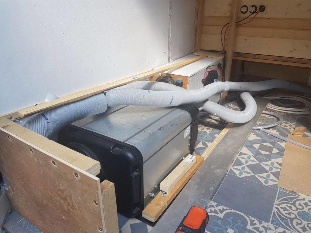 pompe à eau, chauffe-eau dual top,