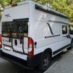 Moon Camper Boxstar 600 Solution Schrägheck aussen links