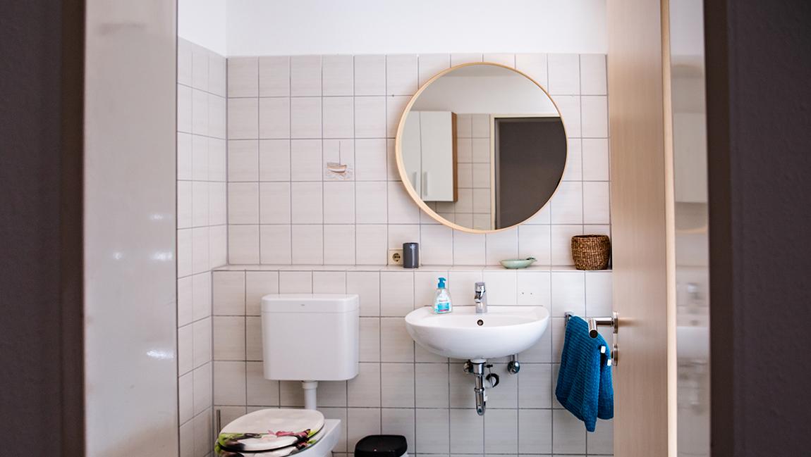 Apartment Singen A16 Badezimmer