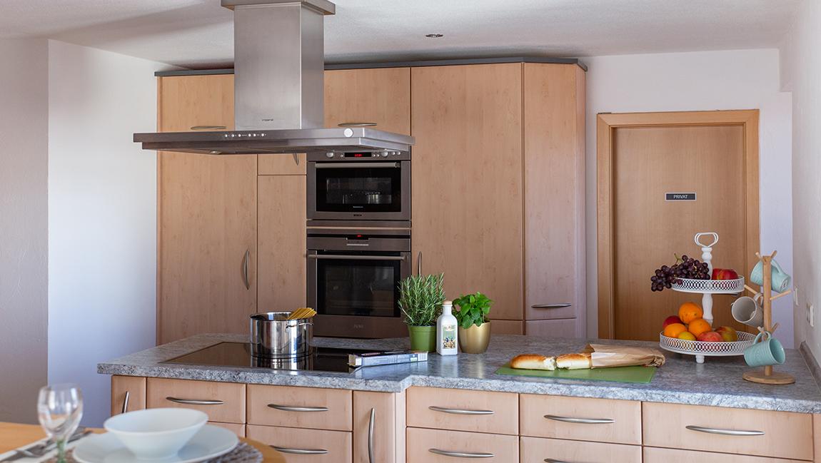 Apartment Gottmadingen A2 Küche