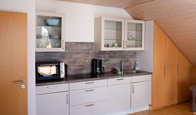 Apartment Gottmadingen A4 Küche