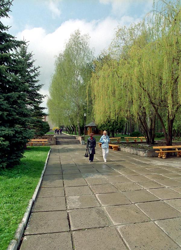 Morshynskyy , саёҳат