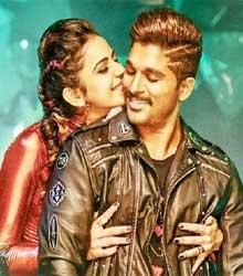 Sarrainodu Full Hindi Dubbed Movie