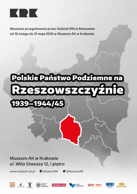 Polskie Państwo Podziemne na Rzeszowszczyźnie 1939-1944/45