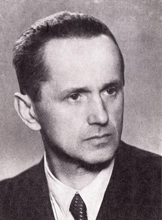 Urodził się Kazimierz Moczarski