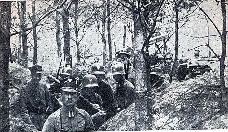 Wybuchło powstanie wielkopolskie