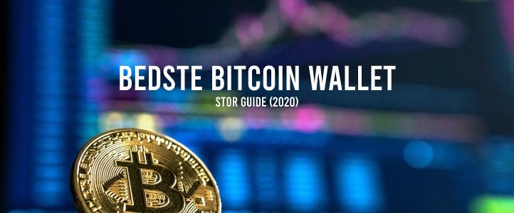 Billede til artiklen bedste Bitcoin wallet