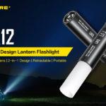 Nitecore LR12 Flashlight