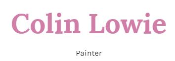 Colie Lowie Painter & Decorator