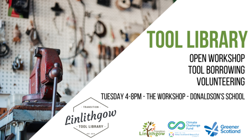 Tool Library Workshop