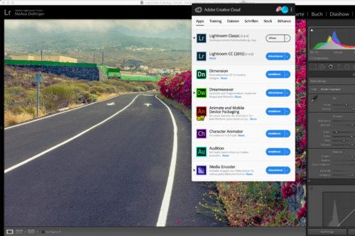 Neue Adobe Lightroom Classic Version 8.4 bringt GPU-Beschleunigung