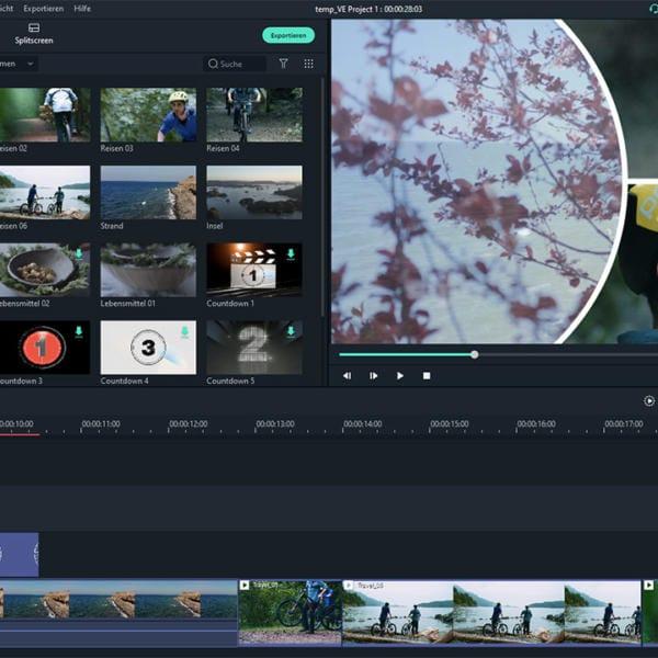 [Anzeige] Wondershare Filmora X - Videoschnittprogramm für alle
