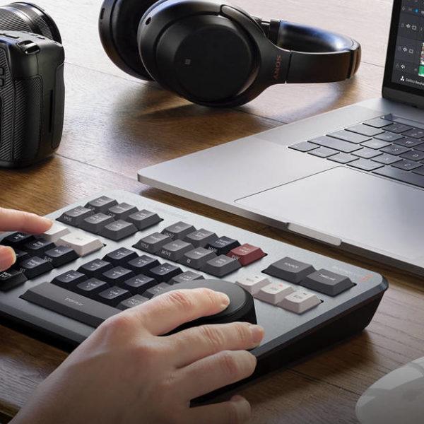 Blackmagic Design DaVinci Resolve 17 und der neue (kostenlose) Speed Editor Controller
