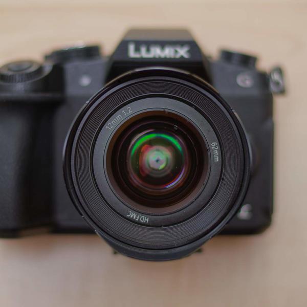 PERGEAR 12mm F2 Weitwinkelobjektiv mit manueller Einstellung getestet