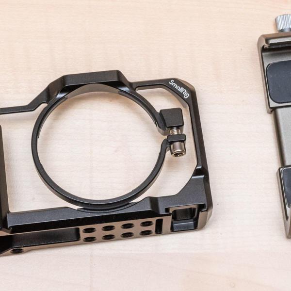 Smallrig Cage für die Sony ZV1 und andere Kameras