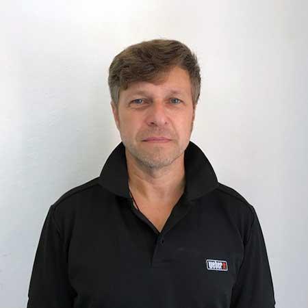 Pavel Chytra - vedoucí prodejny Ostrava