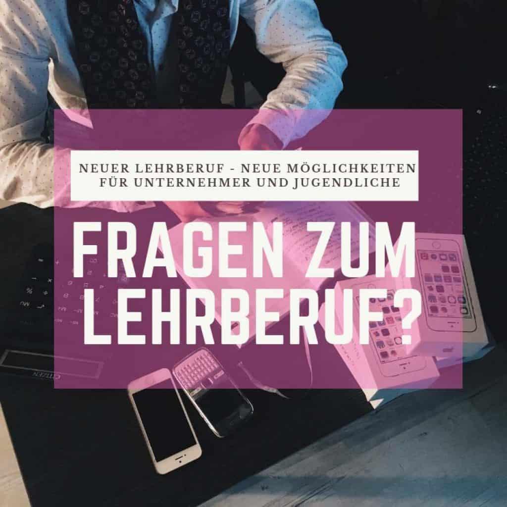 Lehrberuf eCommerce Kaufmann Kauffrau Österreich