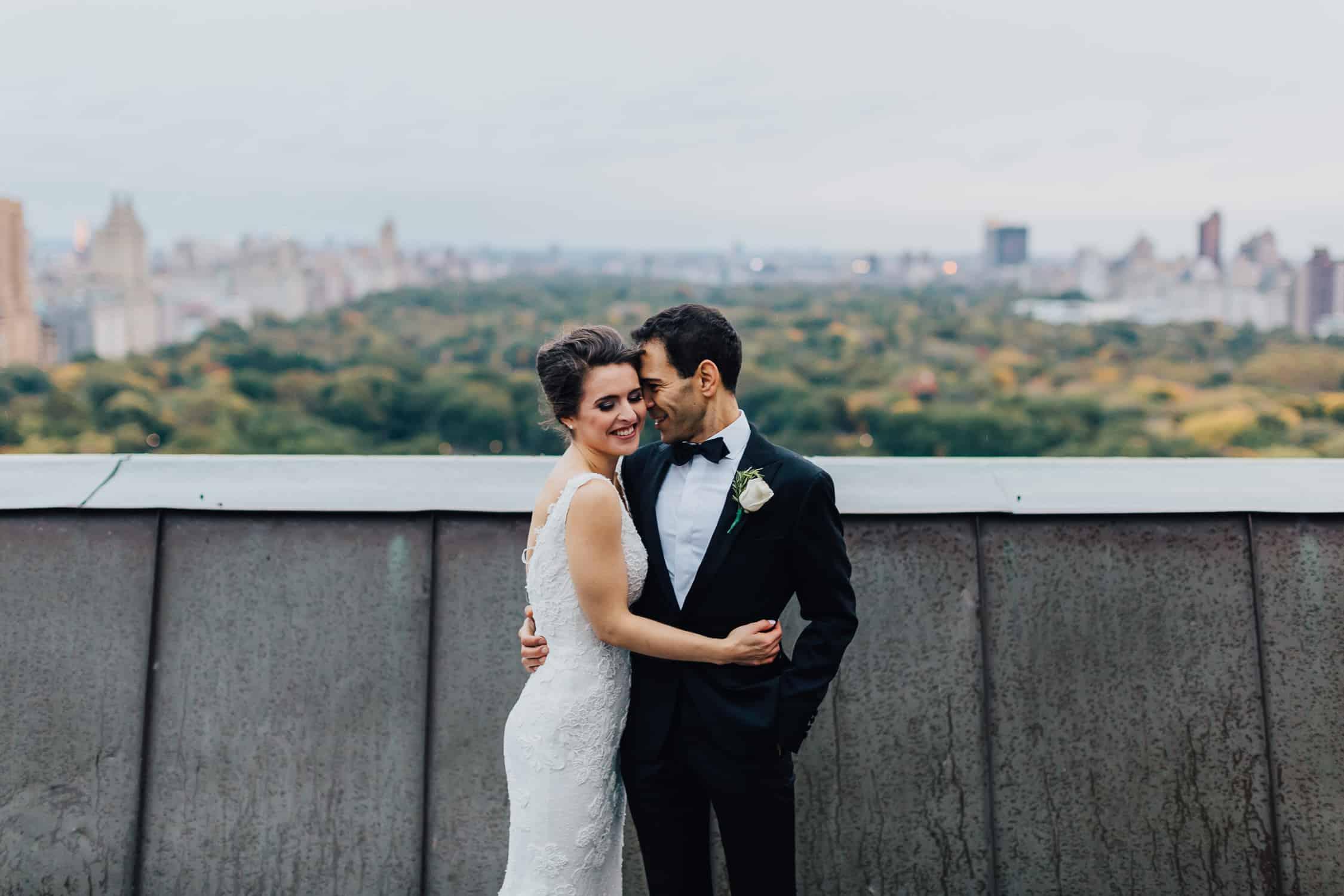 Fall New York Athletic Club Wedding