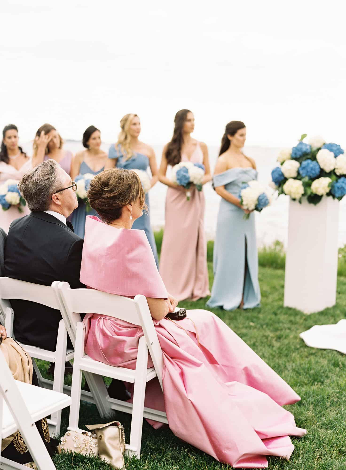 Cape Cod Wequassett Resort and Golf Club Wedding