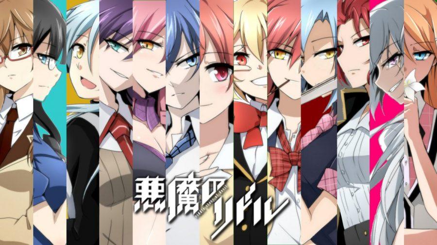 Akuma no Riddle BD Sub Indo : Episode 1 – 12 (End) + OVA