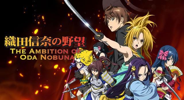 Oda Nobuna no Yabou BD Sub Indo : Episode 1 – 12 (End)