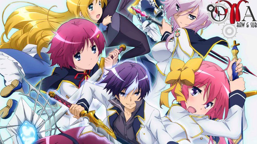 Seiken Tsukai no World Break BD Sub Indo : Episode 1 – 12 (End)