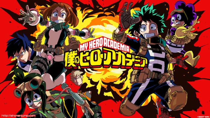 Boku no Hero Academia (Season 1) BD Sub Indo : Episode 1 – 13 (End)