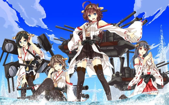 Kantai Collection: KanColle BD Sub Indo : Episode 1 – 12 (End)