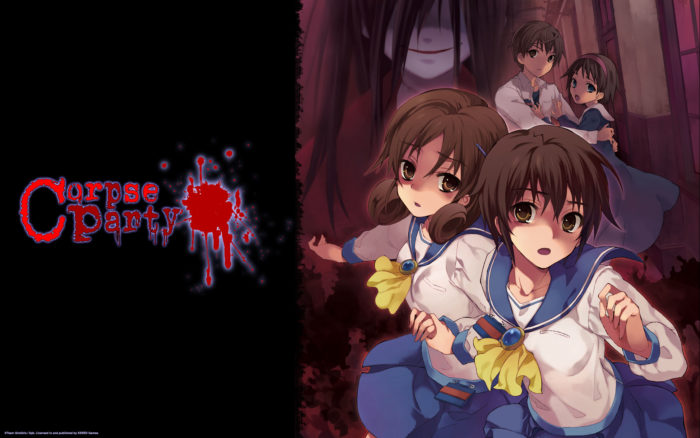 Corpse Party: Tortured Souls BD Sub Indo : Episode 1 – 4 (End)