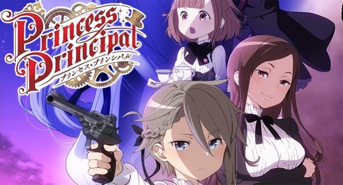 Princess Principal Sub Indo : Episode 1 – 12 (End)