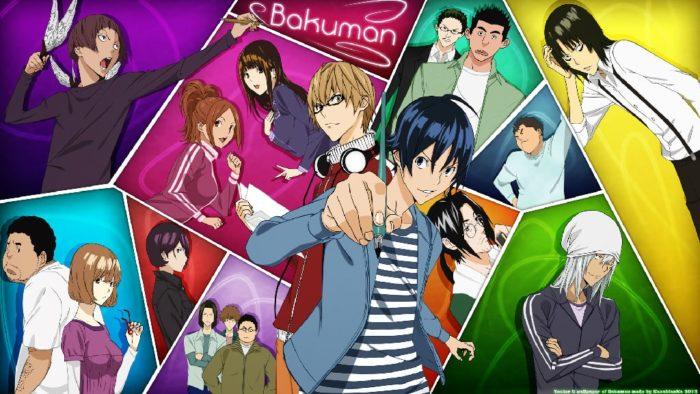 Bakuman BD Sub Indo : Episode 1 – 25 (End)