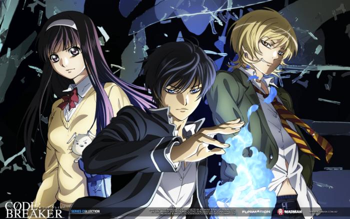 Code Breaker BD Sub Indo : Episode 1 – 13 (End) + OVA